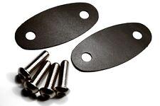 Mirror Block Plates Honda CBR125R CBR250R CBR300R CBR500R CBR 125R 250R 300R 500