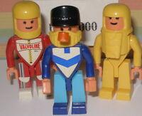 """Auswahl Steckfiguren """"Variable Spielfiguren"""" 1984"""
