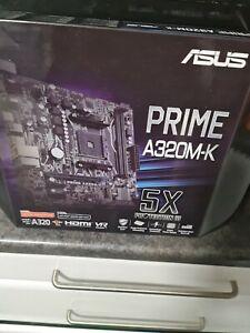 Asus prime a320m-k + R3 3200g 3.6ghz good Gaming Bundle