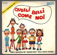 """QUELLI BELLI COME NOI - AIUTO! E' VACANZA # CORO E ORCH. DEI """"RAGAZZI BELLI"""""""