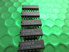 74LS258APC, Fairchild IC, Stamped Made in West Germany, Collectable? 3 CHIPS