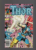 THOR #339 KEY 1st STORMBREAKER NEWSTAND PRICE VARIANT NM UNREAD