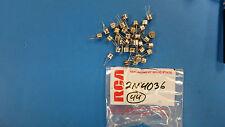 (2 PCS) 2N4036 ASI Trans GP BJT PNP 65V 1A 3-Pin TO-39