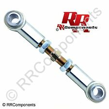 "Adjustable Turnbuckle 3/8""- 24 Thread with a 3/8"" Bore, Rod End, Heim Joints"