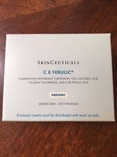 SkinCeuticals CE Ferulic Serum 10 Travel/ Sample Size, NEW In BOX