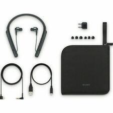 Sony WI-1000X/B Noise Cancelling Wireless In-Ear Headphones WI1000X Black