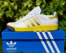 BNWB & Genuine adidas originals ® Forest Hills Retro White Trainers UK Size 10