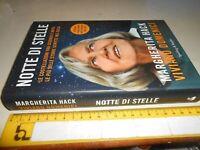 LIBRO: NOTTE DI STELLE - MARGHERITA HACK - SPERLING & KUPFER