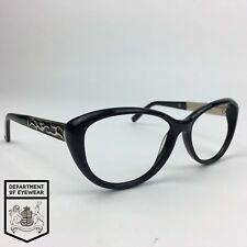 81b9edc230e SPECSAVERS eyeglasses BLACK CAT EYE glasses frame MOD 25306873