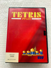 Tetris X68000 Sharp Retro Computer Japan Game