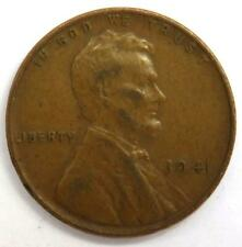 1941 USA Lincoln One Cent Coin