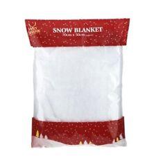 Snow Blanket Christmas Decoration Artificial Fake Snow Roll Xmas Gift 70cm x50cm