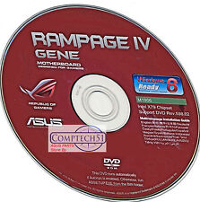 ASUS Rampage IV Gene MOTHERBOARD DRIVERS M1906 WIN 10 DUEL LAYER DISK