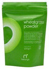 Naturya Organic Wheatgrass Powder 200 g