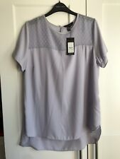*NEW WITH TAGS* NEW LOOK Lilac Top Size 16