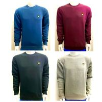 New Lyle and Scott Crew Neck Men's Sweatshirt- Perfect for Winter