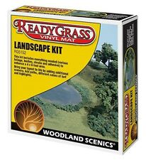 Woodland Scenics RG5152 -'Readygrass' Landscape Kit - Free Post T48