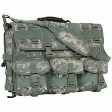 Green ACU Digital Camo MOLLE Tactical Military Laptop Briefcase Shoulder Bag