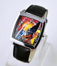 Marvel Super Hero Wolverine Steel Watch Wrist Fashion Boy Man ZWW02