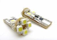 2 ampoule w5w à 8 led smd 3D canbus renault clio 2 3 megane 2 scenic espace 4
