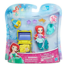 disney princess little kingdom ariels treasure chest set