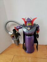 "Disney Toy Story Evil Emperor Zurg Talking 15"" Action Figure"