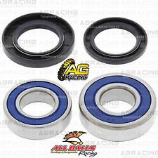 All Balls Rear Wheel Bearings & Seals Kit For Yamaha WRF 450 2004 04 Enduro