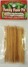 Flavored Toothpicks by Yummy Flavored Pix -CINNAMON!