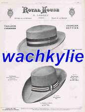 L'illustration n°3400 du 25/04/1908 Gladys Vanderbilt Széchenyi Japon Lille Ads