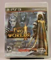 Two Worlds II (Sony PlayStation 3, 2011) New Sealed !