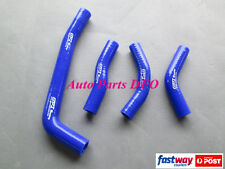 For HONDA CRF250R RADIATOR BLUE Hose 10 11 12 2010 2011 2012 2013