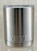Yeti Stainless Steel Travel Tumbler with Clear Plastic Lid - 12 oz - 4815282302