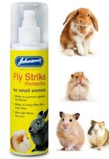 Johnson's Fly Strike Fly Free Rabbits Ferrets Guinea Pigs protects against Flies