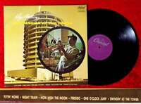 LP Ray Anthony: Jam Session at the Tower (Capitol 5C 038-85354) NL