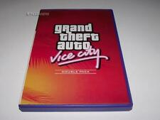 Grand Theft Auto Vice City PS2 PAL Preloved *No Manual**