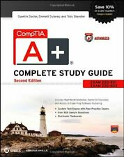 CompTIA A+ Complete Study Guide Authorized Courseware: Exams 220-801 and 220-80