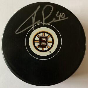 Autographed Tuukka Rask Boston Bruins Puck (JSA/COA)