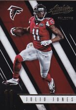 Julio Jones  2016 Panini Absolute Football, Sammelkarte , #63