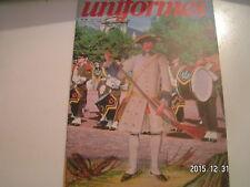 *** Uniformes Magazine n°54 Le Carabinier de 1724 Le 43ème Régiment d'Infanterie