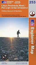 Lleyn Peninsula West (Explorer Maps) (OS Explorer Map), Ordnance Survey, Used; G