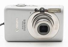 Canon IXUS 95is cámara digital cámara óptica 6.2-18.6mm plata 10mp