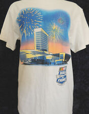 Nascar Hall of Fame Charlotte T shirt N059613184 Medium
