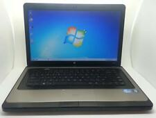 HP 630 Intel Core i3-2310M @ 2.10 GHz 4GB 320GB Windows 7 Pro (used)