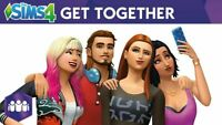 The Sims 4 Get Together Expansion Origin Key (PC/MAC) -- REGION FREE -