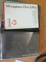 Holden VY series 2 Sedan and Wagon Owners Handbook #AU005