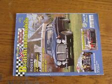 $$$ Revue British Automobile magazine N°11 Rover P5BTriumph GT6+Morgan Cycle