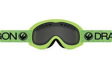 Dragon Alliance DX Ski snowboard Goggles Green Smoke NEW $9.99