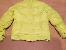 Cheap (play / spare) Justice Girls Winter Jacket Warm Puffer Zip-Up Coat Size 12