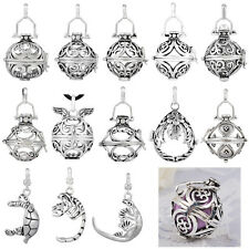 Antique Silver Cages Pendant for 20MM Harmony Balls Chime Balls ANGEL CALLER