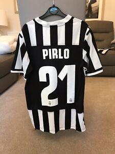 Juventus Home Shirt 2013/14 Pirlo Small